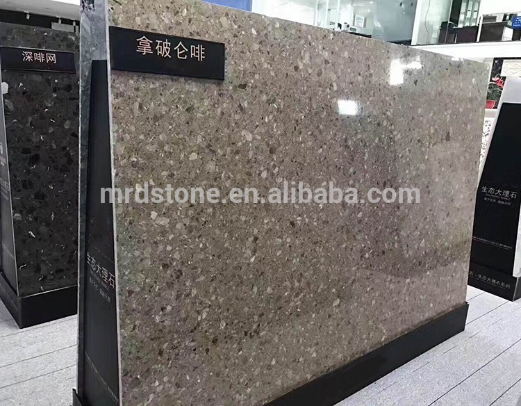 China factory raw material cut-to-size artificial marble