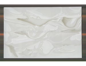 Factory Price Man Made Wall Cladding White Artificial Onyx Panels