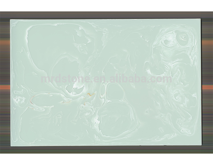 Factory Price China Artificial Light Green Onyx Stone