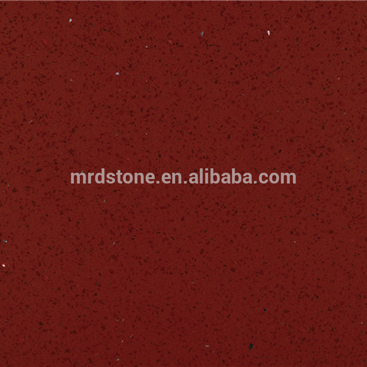 Own Factory SGS Certified Crystal Red Quartz Stone