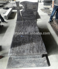 Alibaba hot selling polished granite grave stones from poland