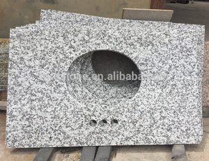 Polish Customized Kitchen Counter Top G439 Chinese Granite Countertops