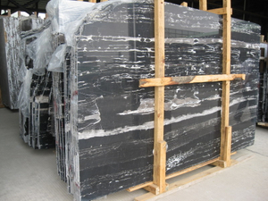China Cheap Silver Dragon Marble Slab with Factory Price
