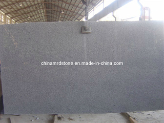 Cheap G614 Grey Color Granite Slab for Paving or Tombstone