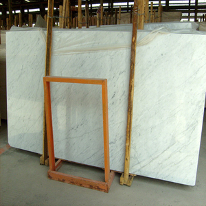 White Natural Polished Stone Marble for Big Slab
