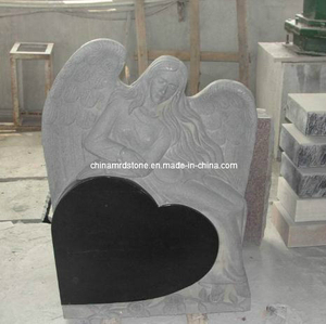 Black Granite Tombstone (MRD2084)
