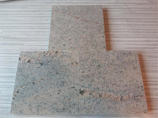New Kashmir White Colourful Tiles for Chinese Granite