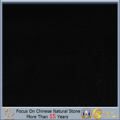 Polished Shanxi Black Granite with Tiles or Tombstone