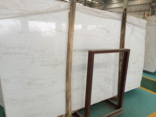 Marble New Volakas White for Decoration Floor