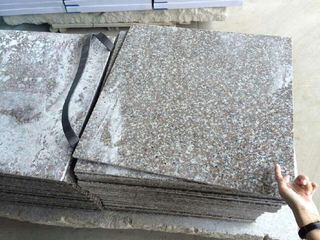 Granite G635 Tiles for Construction
