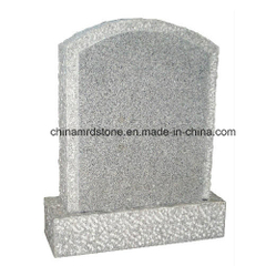 Cheap G603 Light Grey Granite Memorial for USA Market