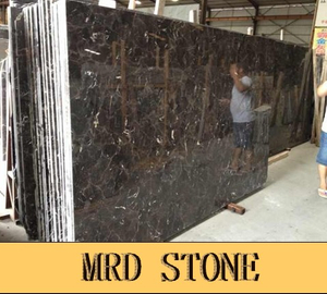 Slabs of Chinese Dark Emperador Marble