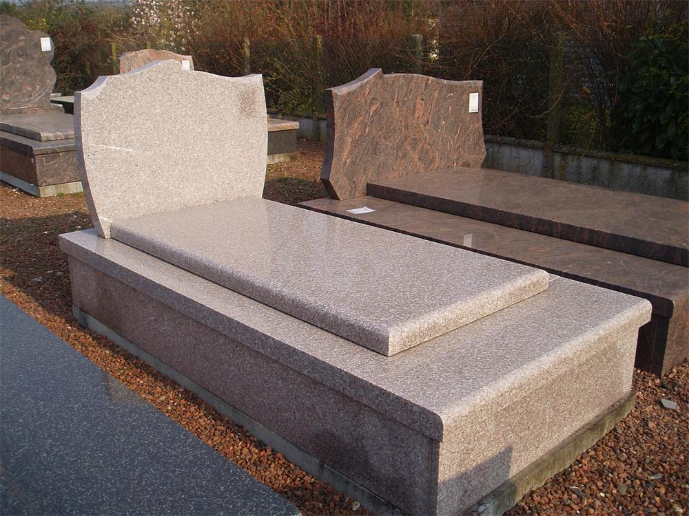 Granite Monument for France Style with Good Quality