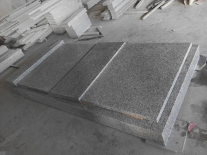 Popular Material G640 Tombstone for Memorials
