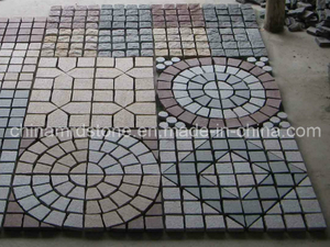 Custom Cheap Granite Pavers for Driveway and Garden