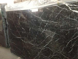 Chinese Black Marquina Stone Marble Foe Wall and Floor