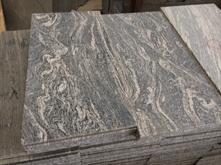 China Juparana Granite Tiles of Good Quality