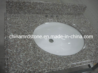 G664 Bainbrook Brown Granite Vanitytop for Bathroom or Kitchen