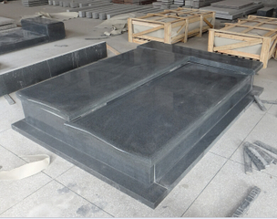G654 Granite Monument / Stone Monument / Grave Monument for Hungary
